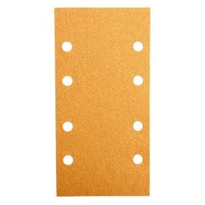 Šlif. popierius vibro šlifuokliui; Best for Wood; 93x186 mm; K60; 10vnt.